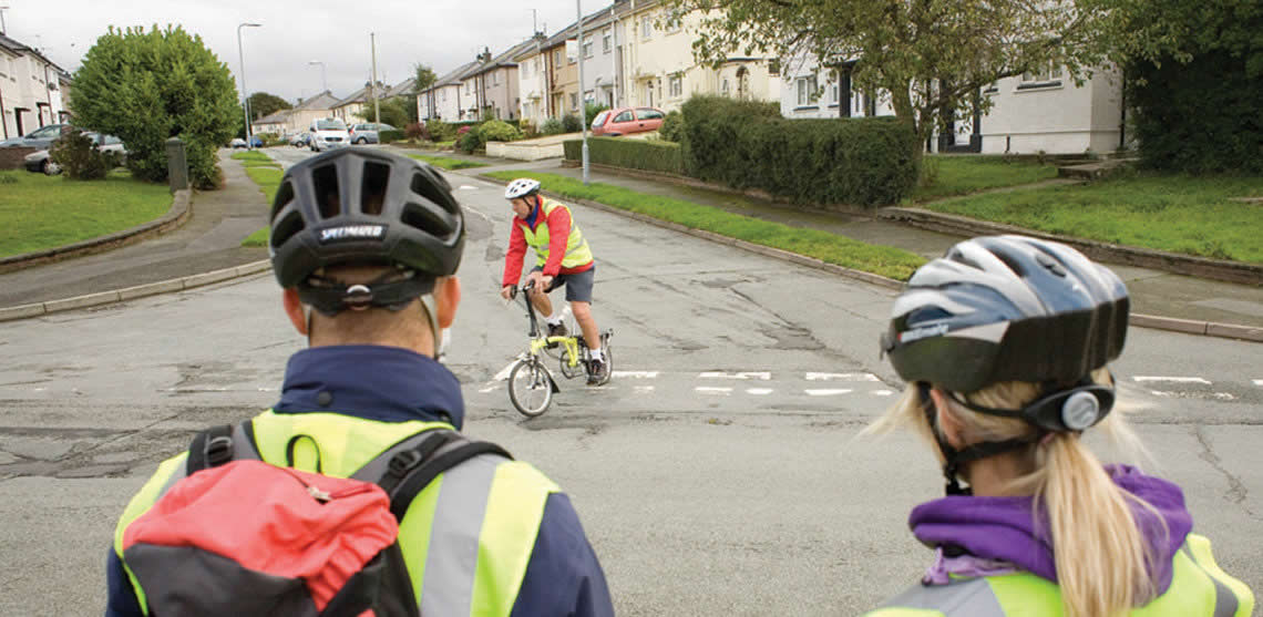 Vulnerable Road Users (VRU)
